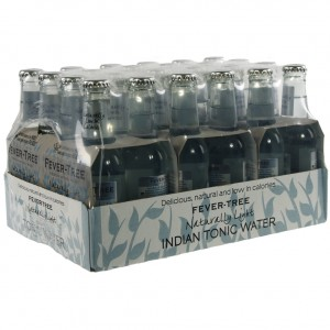 Fever Tree  Natural Light  20 cl  Pak 24 st