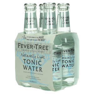 Fever Tree  Natural Light  20 cl  Clip 4 fl