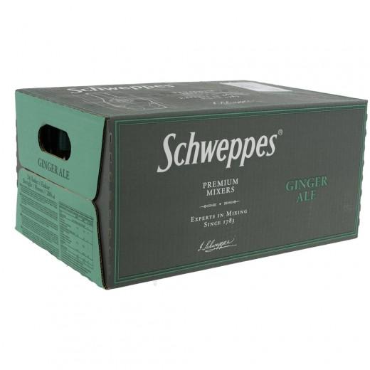 Schweppes Prem. Tonic  Ginger Ale  20 cl  Doos 24 st