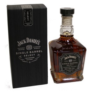 Jack Daniels Single Barrel 45%  70 cl