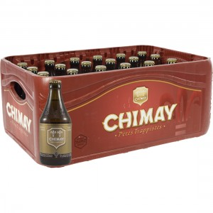 Chimay  Blond  33 cl  Bak 24 st