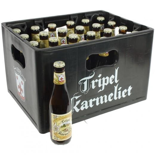 Tripel karmeliet  Tripel  33 cl  Bak 24 st