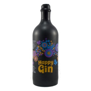 Happy Gin 40°  70 cl