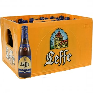 Leffe  Ritueel Blauw 9°  Blond  33 cl  Bak 24 st