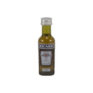 Ricard pastis  45%  2 cl   Fles