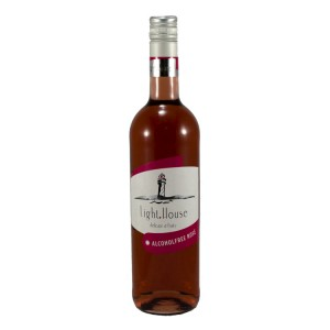 Light House  Rose  75 cl   Fles