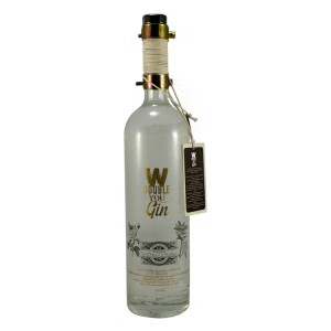 Double You Gin 43,7°  1,5 liter