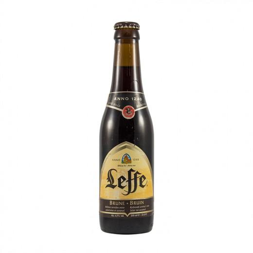 Leffe  Bruin  33 cl   Fles