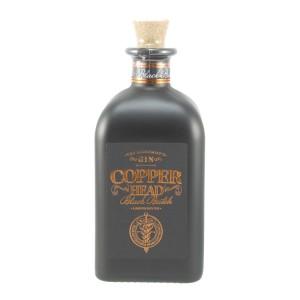 Copperhead Gin Black Batch 42°  50 cl