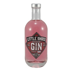 Little Shoes Strawberry Gin 40°  70 cl