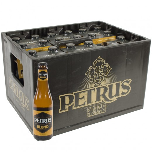 Petrus  Blond  33 cl  Bak 24 st