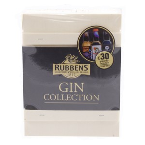 Gin Collection Miniaturen 3x 4cl