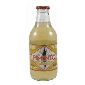 Pimento Spicy Ginger Ale  25 cl   Fles