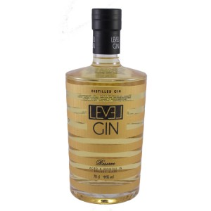 Level Gin Reserve 44°  70 cl