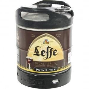 Leffe  Bruin  6 liter  Draft