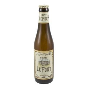 Brasserie Lefort  Tripel  33 cl   Fles