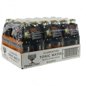 Fever Tree  Sergio Herman Clementine  20 cl  Pak 24 st