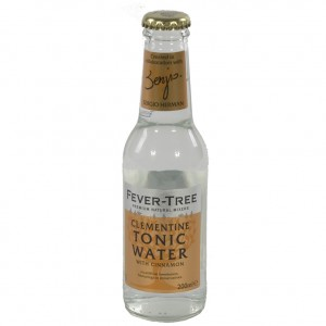 Fever Tree  Sergio Herman Clementine  20 cl   Fles