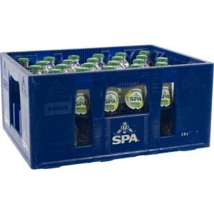 Spa limonade  Citroen  25 cl  Bak 28 st