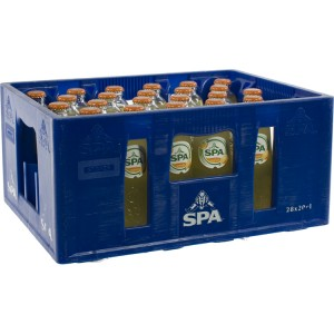 Spa limonade  Orange  25 cl  Bak 28 st