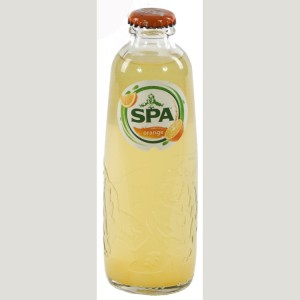 Spa limonade  Orange  25 cl   Fles