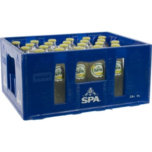 Spa limonade  Lemon / Cactus  25 cl  Bak 28 st