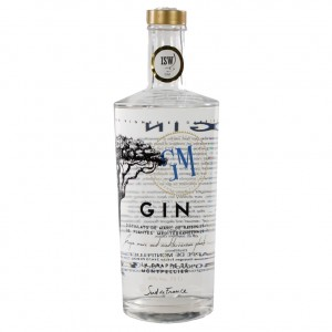GM Gin 40%  70 cl
