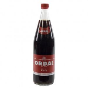 Ordal Cola  1 liter   Fles