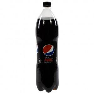 Pepsi PET  Max  1,5 liter   Fles