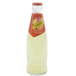 Schweppes agrum  Regular  25 cl   Fles