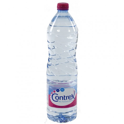 Contrex   Plat  1,5 liter   Fles