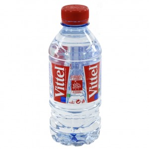 Vittel  PET  33 cl   Fles