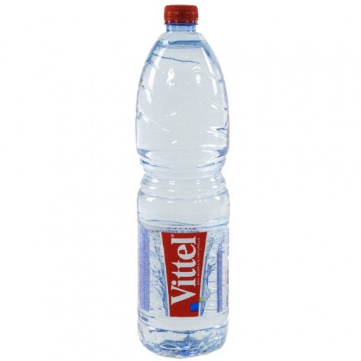 Vittel  PET  1,5 liter   Fles