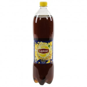 Lipton PET  Ice Tea  1,5 liter   Fles