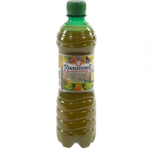 Tonissteiner limo PET  Vruchtenkorf  50 cl   Fles