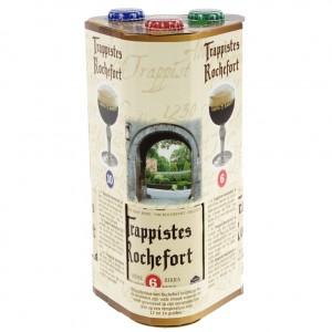 Rochefort 3 flesjes Trappist  33 cl  3 flessen