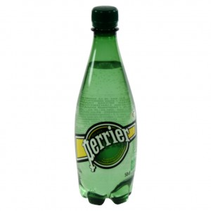 Perrier PET  50 cl   Fles