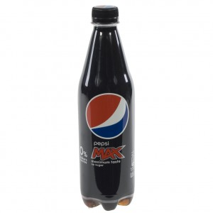 Pepsi PET  Max  50 cl   Fles