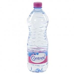 Contrex   Plat  1 liter   Fles