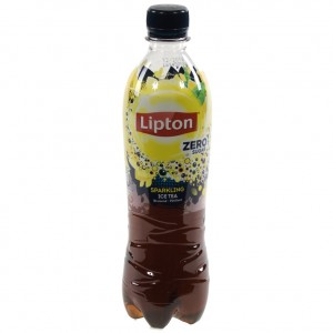 Lipton PET  Zero sugar  50 cl   Fles
