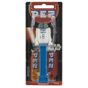 Pez dispenser + 2 refill