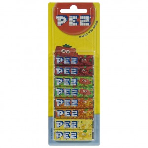 Pez refill 8 pack