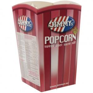 Popcorn zoet tub  150 gr