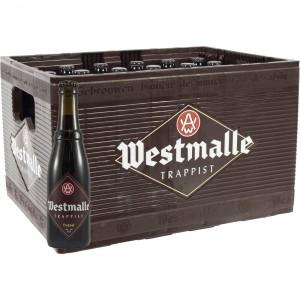 Westmalle  Dubbel  33 cl  Bak 24 st