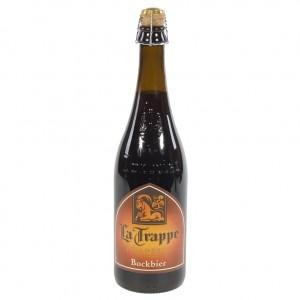 La Trappe Bockbier  Rood  75 cl   Fles