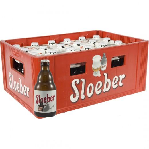 Sloeber  Blond  33 cl  Bak 24 st