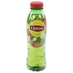 Lipton PET  Jasmin Litchi  50 cl   Fles