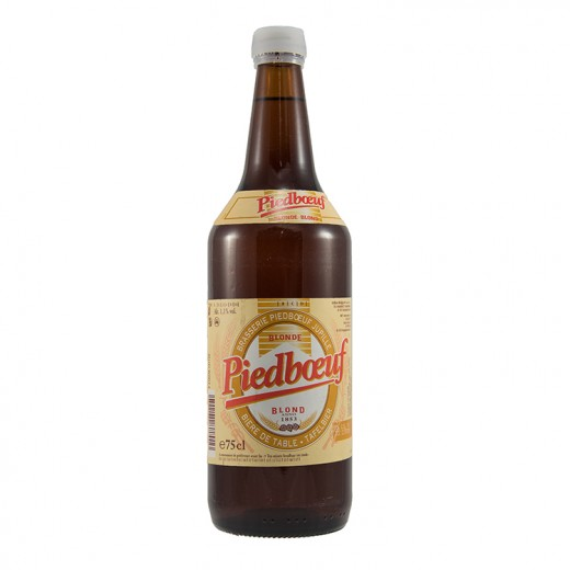Piedboeuf  Blond  75 cl   Fles