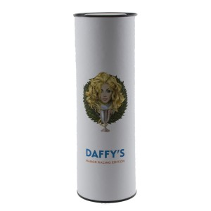 Daffy's Manor Gin 43.2°  70 cl  1 fles in koker