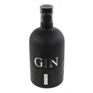 Gansloser Black Gin  70 cl